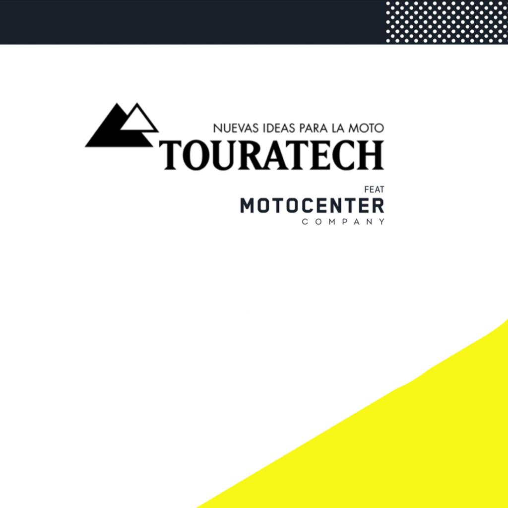 Una nueva imagen de marca de la relación Touratech & Motocenter Company